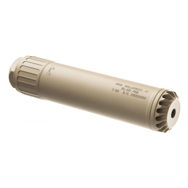OSS EL-QD, 762 suppressor, OSS Silencer,