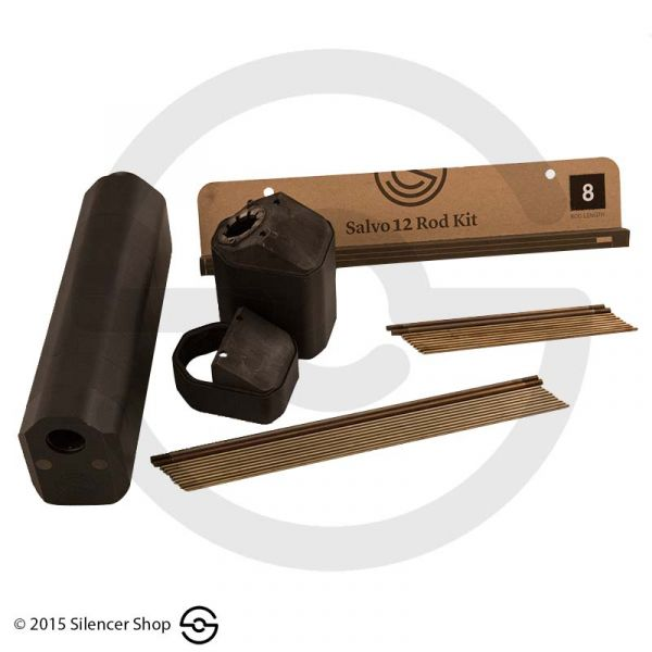 SilencerCo Salvo Rod Kit