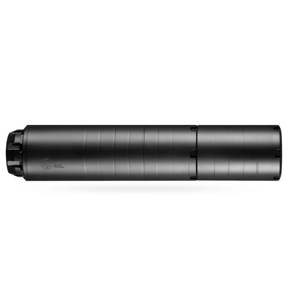 dead air wolfman 9mm suppressor full configuration