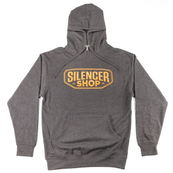 Silencer Shop HD Pull-Over Hoodies