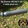 Sig Silencer SRD762Ti-QD, a really great can…