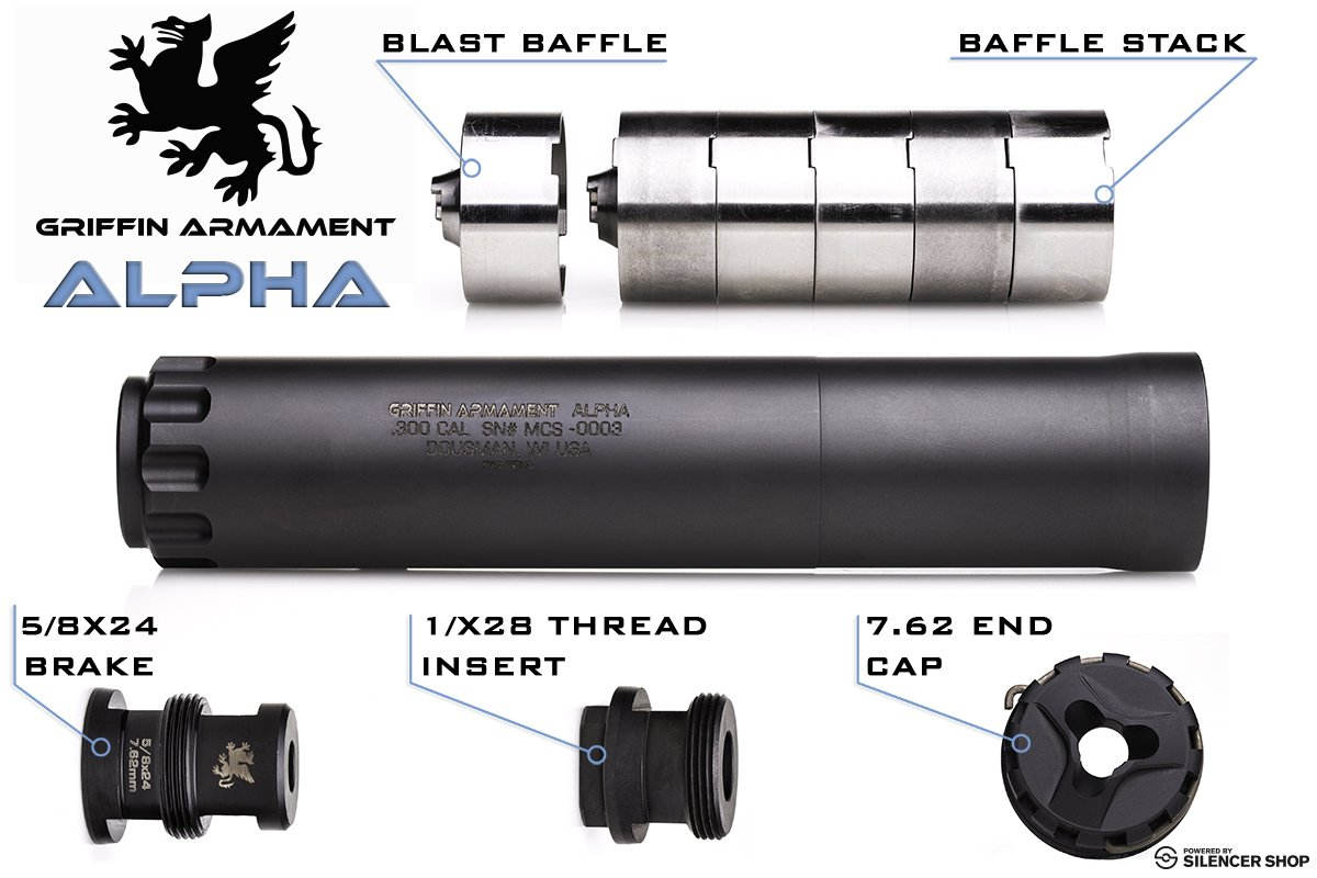 Griffin Armament Alpha Breakdown